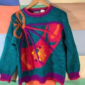 VINTAGE Gerard Martin Knit Sweater size 2
